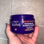 [REVIEW] L'Oreal Paris Elvive Colour Protect Purple Intensive Mask