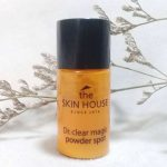 [REVIEW] The Skin House Dr. Clear Magic Powder Spot