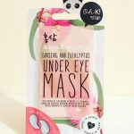 [REVIEW] Oh K! Ginseng and Eucalyptus Under Eye Mask